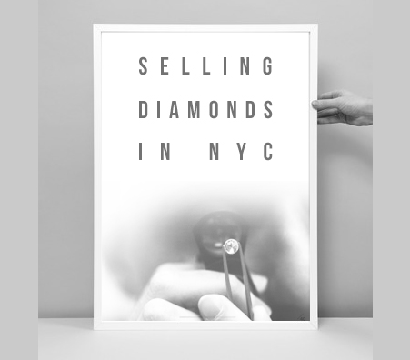 sell diamonds new york