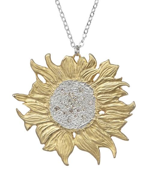 Golden_Sunshine_Necklace_Garden_of_Silver