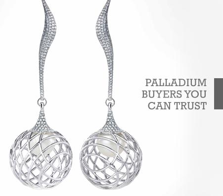 Sell Palladium in NYC