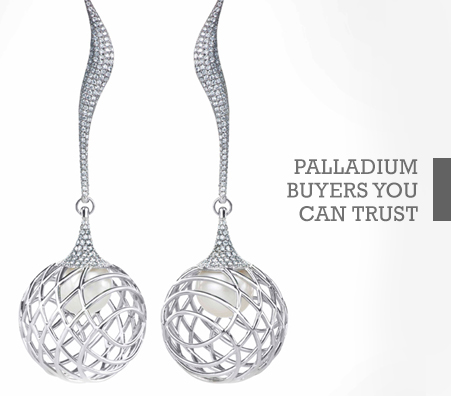 Sell Palladium in NYC