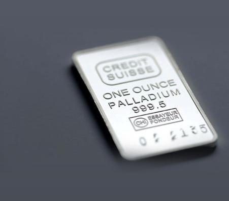 selling palladium