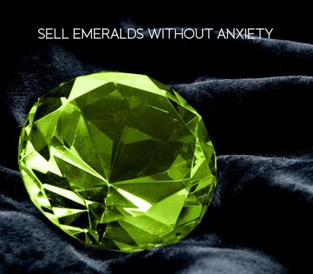 sell emeralds