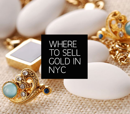 Selling Gold in NYC