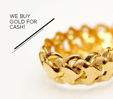 Gold for Cash