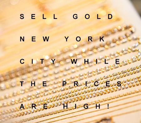 Sell Gold NY