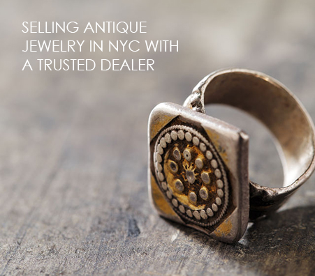 Selling Antique Jewelry
