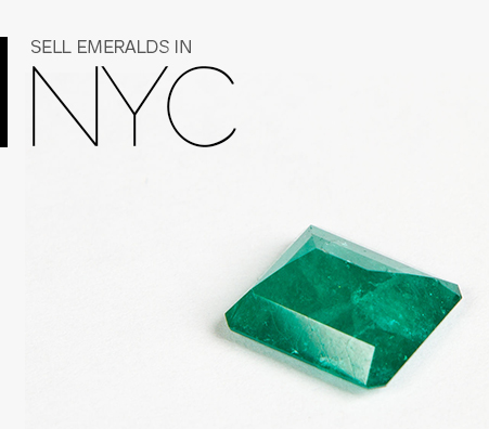 Sell Emeralds in NYC