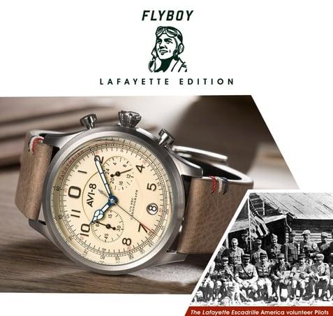 Fly Boy Lafayette edition