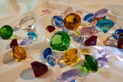 beautiful colored diamonds including pink diamonds