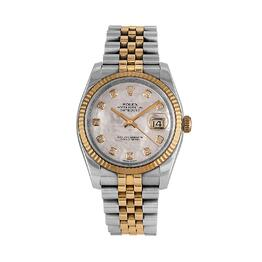 selling gold watch