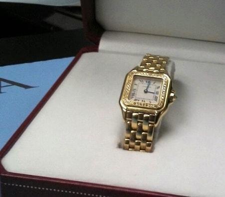 Selling Cartier Watch