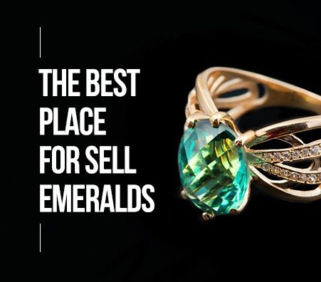 Selling Emeralds for Cash