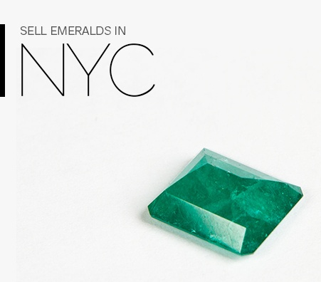 Sell Emeralds In New York