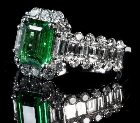 Sell My Emerald Ring In New York