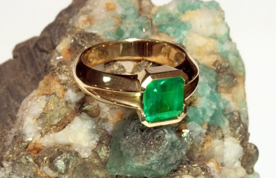 Selling My Emerald in New York