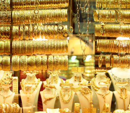 Finding Gold Buyers