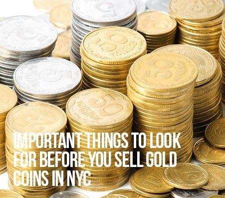 New York City Gold Coin Buyers