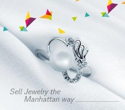 Selling  My Jewelry In Manhattan