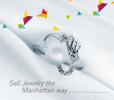 Selling  My Jewelry In Manhattan
