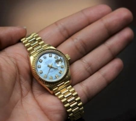 Selling my Rolex watch