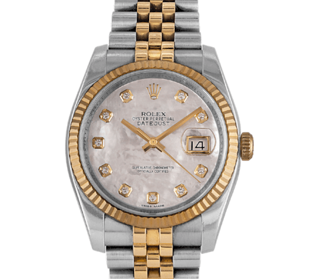 selling rolex watch NYC