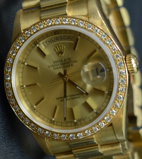 Sell Used Rolex Watches