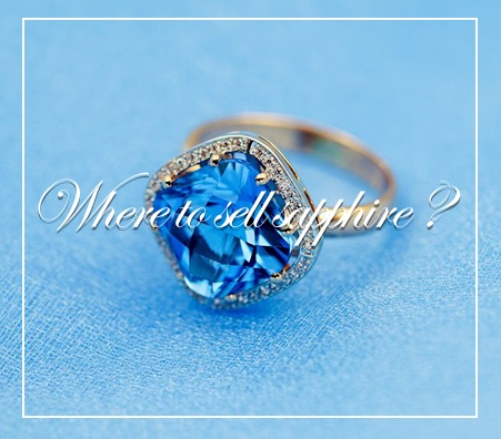 Sell Sapphire Ring