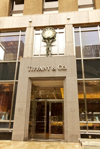 Where To Sell Tiffany Jewelry