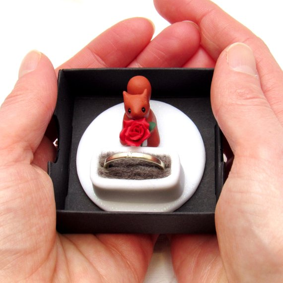 EarthAndAirJewellery proposal ring box