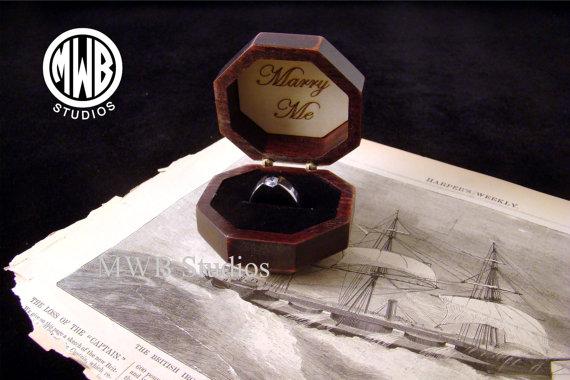 MWB studios cool ring boxes