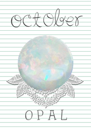 opal - october's stunning birthstone