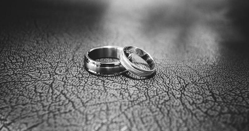 platinum or white gold wedding band?