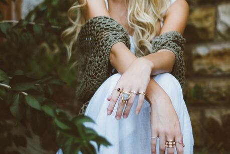 Jewelry designer, gold and silver
