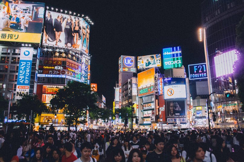Tokyo is an undercover hotspot for selling your jewelry