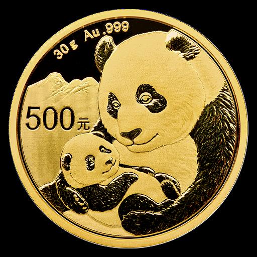 1 oz. Chinese Panda